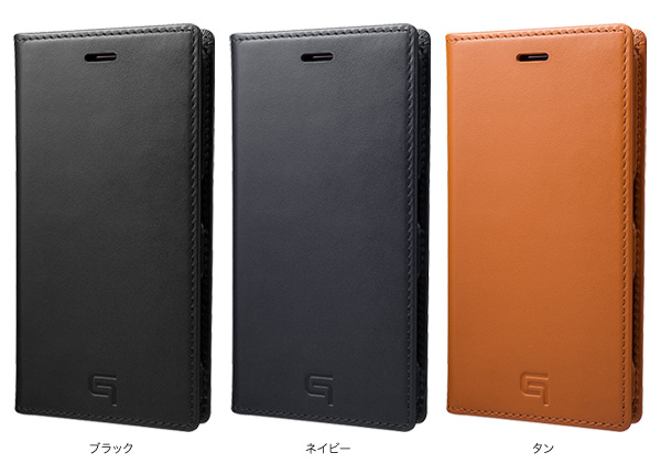 カラー GRAMAS Full Leather Case for Xperia X Compact SO-02J