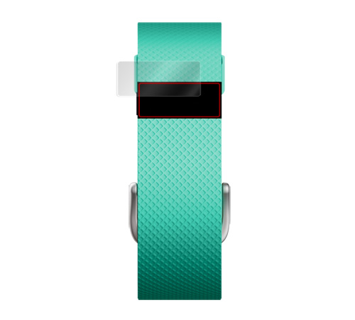 OverLay Brilliant for Fitbit Charge HR のイメージ画像