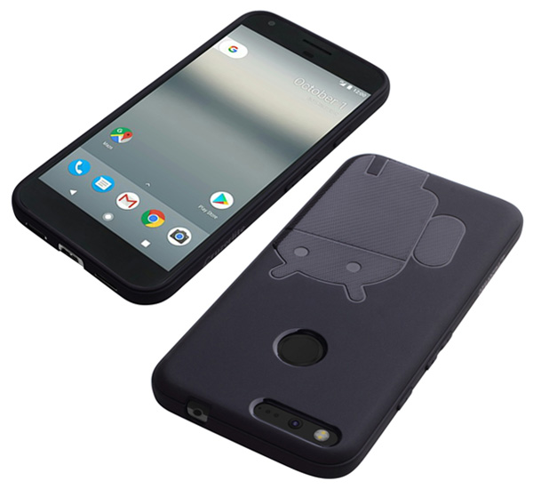 Cruzerlite Androidify A2 TPUケース for Google Pixel XL