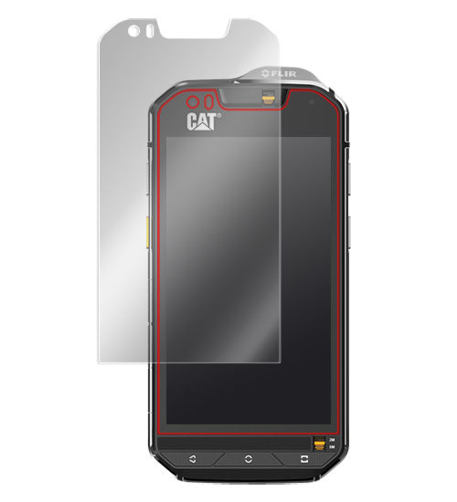 OverLay Eye Protector for CAT S60 Smartphone のイメージ画像
