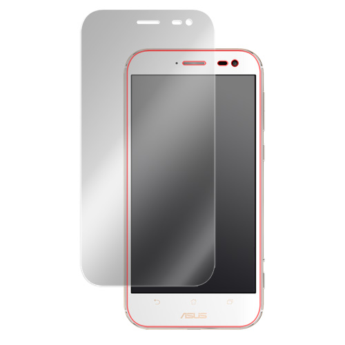 OverLay Eye Protector for ASUS ZenFone Zoom (ZX551ML) ホワイト専用 のイメージ画像