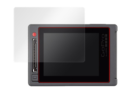 OverLay Plus for GoPro HERO4 Silver(2枚組) のイメージ画像