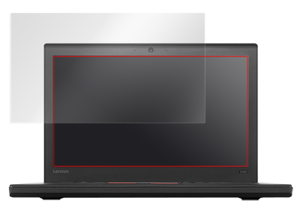 OverLay Plus for ThinkPad X260 のイメージ画像