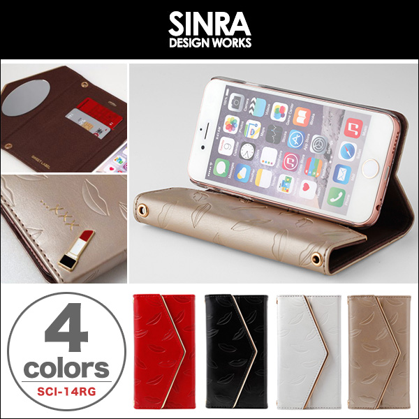 Sinra Design Works Rouge Case for iPhone 6s/6