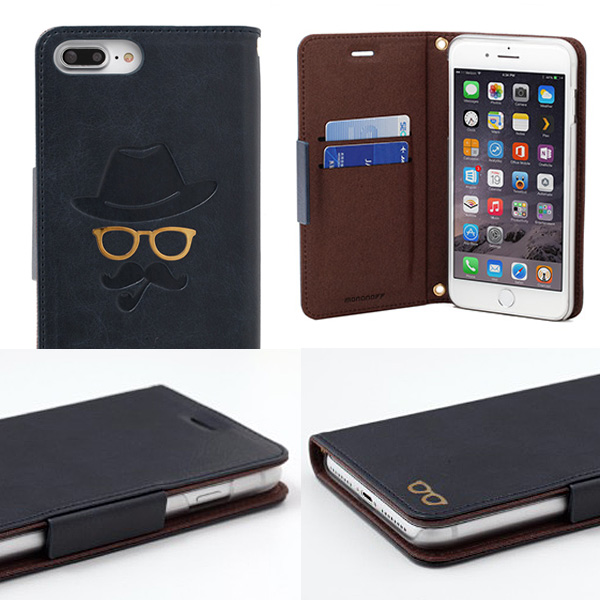 Sinra Design Works Gentleman Case for iPhone 7 Plus