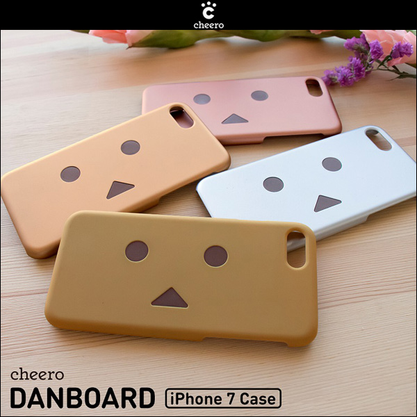 cheero Danboard Case for iPhone 8 / iPhone 7