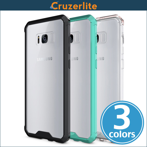 Cruzerlite Defense Fusion Fender Case for Samsung Galaxy S8 Plus