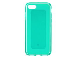 "GRAMAS COLORS ""GEMS"" Hybrid Case CHC476P for iPhone 7 Plus(エメラルドグリーン)"