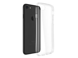 GRAMAS COLORS Glass Hybrid Clear Case CHC-50127CLR for iPhone 8 / 7 / 6s / 6