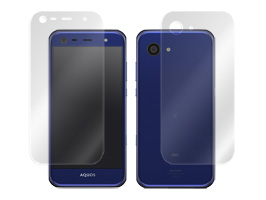 OverLay Brilliant for AQUOS Xx3 mini / SERIE mini SHV38 『表面・背面セット』