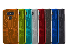 Cruzerlite Bugdroid Circuit Case for LG G6