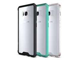 Cruzerlite Defense Fusion Fender Case for Galaxy S8 SC-02J / SCV36