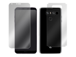 OverLay Eye Protector for LG G6『表面・背面(Brilliant)セット』