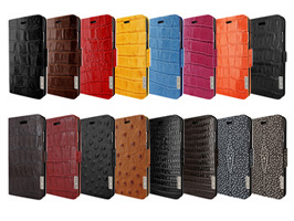 Piel Frama iMagnum FramaSlim Natural Cowskin レザーケース for iPhone 8 / iPhone 7