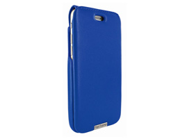 Piel Frama UltraSliMagnum レザーケース for iPhone 8 / iPhone 7(Blue)