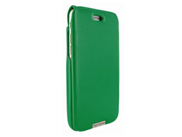 Piel Frama UltraSliMagnum レザーケース for iPhone 8 / iPhone 7(Green)