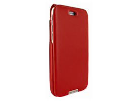 Piel Frama UltraSliMagnum レザーケース for iPhone 8 / iPhone 7(Red)