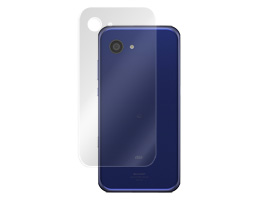 OverLay Plus for AQUOS Xx3 mini / SERIE mini SHV38 背面用保護シート