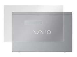 OverLay Plus for VAIO S13 VJS1321 / VAIO Pro PG VJPG11 シリーズ (2018/2017) 天板保護シート