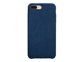 Ultrasuede Air jacket for iPhone 8 Plus / 7 Plus(ブルー)