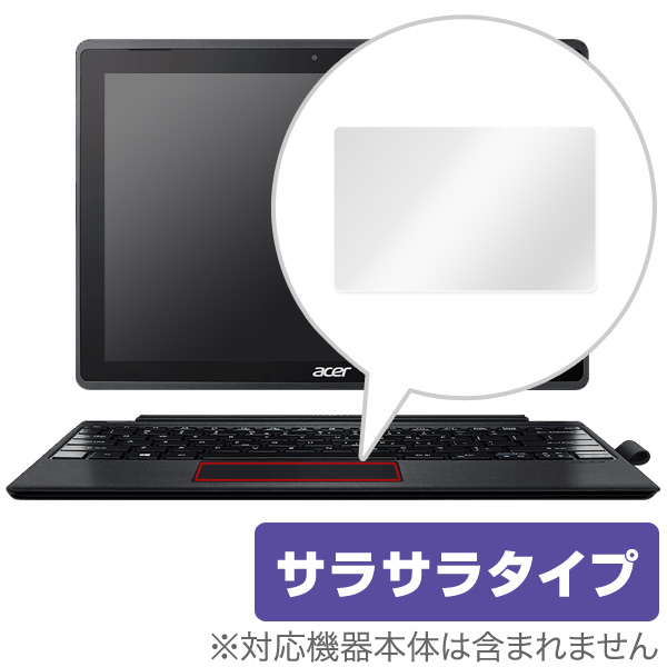 OverLay Protector for トラックパッド Acer Switch 3 / Gateway GW312-31-H24Q