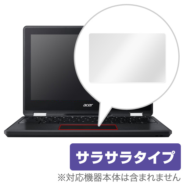 OverLay Protector for トラックパッド Acer Chromebook Spin 11
