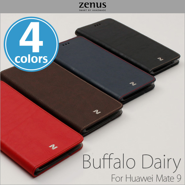Zenus Buffalo Diary for HUAWEI Mate 9