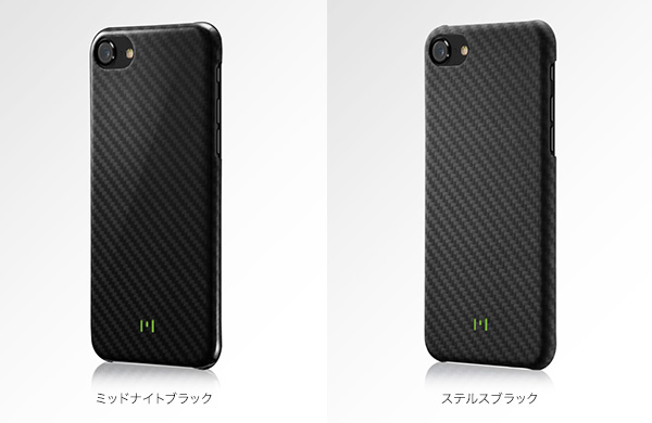 カラー monCarbone HOVERKOAT COLLECTION for iPhone 8