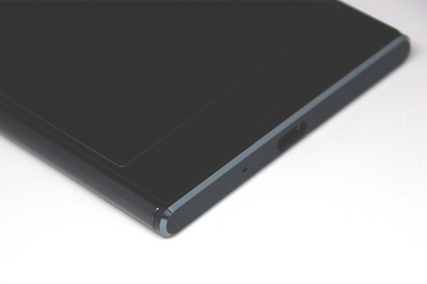 Hybrid 3D Glass Screen Protector マット for Xperia XZ Premium SO-04J