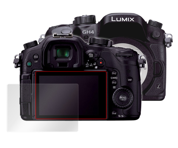 OverLay Brilliant for LUMIX DMC-GH4/GH3/GX8
