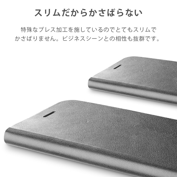 cellularline Book Essential  手帳型ケース for iPhone X