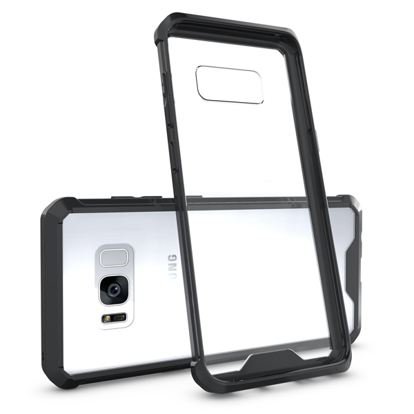 Cruzerlite Defense Fusion Fender Case for Samsung Galaxy S8