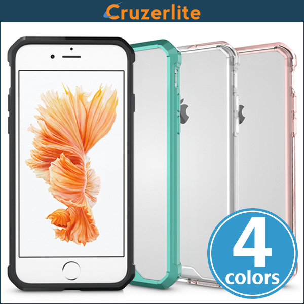 Cruzerlite TPU Bumper for iPhone 7
