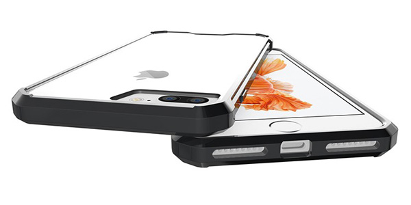 Cruzerlite TPU Bumper for iPhone 7 Plus