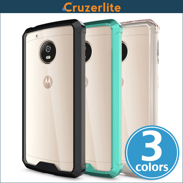 Cruzerlite Defense Fusion Fender Case for Motorola Moto G5
