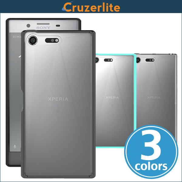 Cruzerlite Defense Fusion Fender Case for Xperia XZ Premium SO-04J