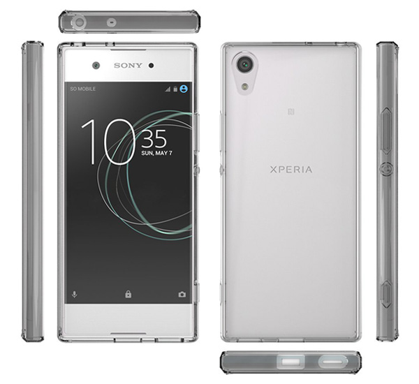 Cruzerlite Defense Fusion Fender Case for Xperia XA1