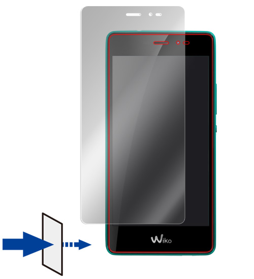 OverLay Eye Protector for Wiko Tommy