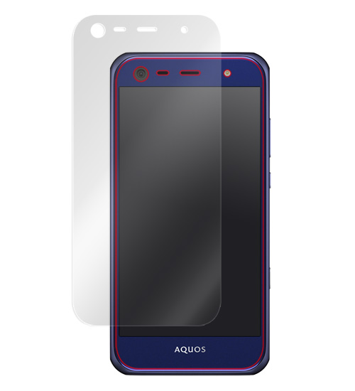OverLay Magic for AQUOS SERIE mini SHV38
