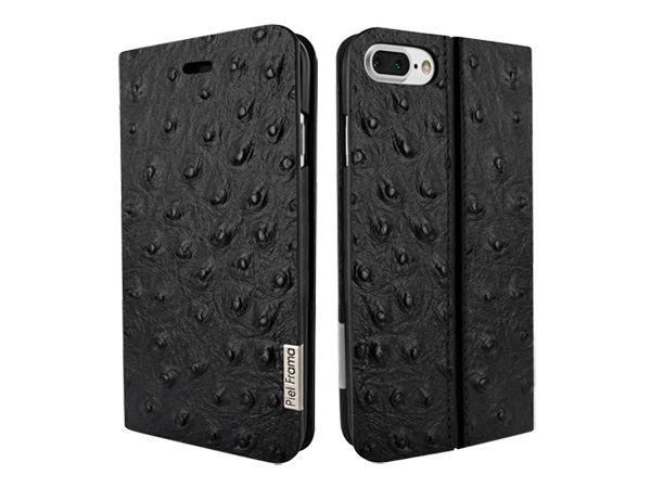 FramaSlim Natural Cowskin レザーケース for iPhone 7 Plus