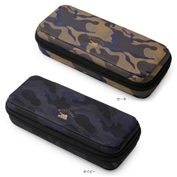 カラー SINRA DESIGN WORKS GlassesCase 「MILITARY」
