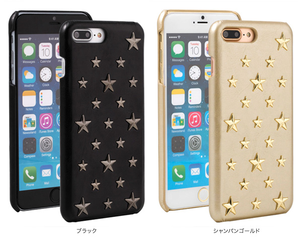 カラー Sinra Design Works Stars Case 705P for iPhone 7 Plus