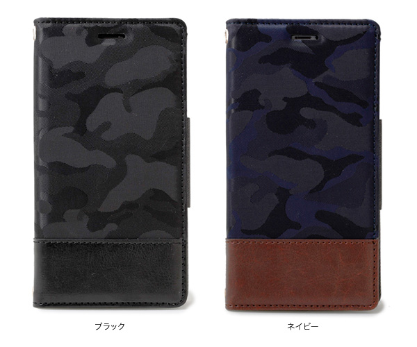 カラー mononoff Military Diary Case for iPhone X