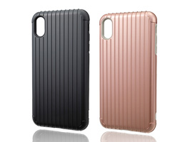 "GRAMAS COLORS ""Rib"" Hybrid Shell case CHC-52438 for iPhone XS Max"