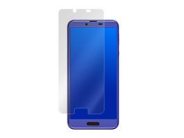 OverLay Brilliant for AQUOS sense plus SH-M07 / Android One X4 表面用保護シート