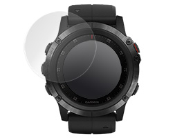 OverLay Brilliant for GARMIN fenix 5X Plus (2枚組)