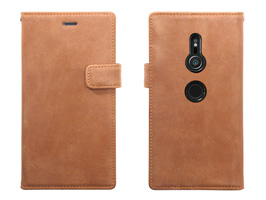Zenus Vintage Diary for Xperia XZ2 SO-03K / SOV37