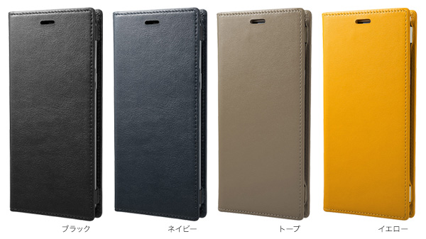 カラー GRAMAS Full Leather Case for Galaxy S9 SC-02K/SCV38