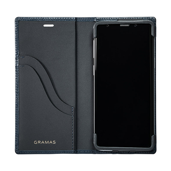 GRAMAS Full Leather Case for Galaxy S9 SC-02K/SCV38