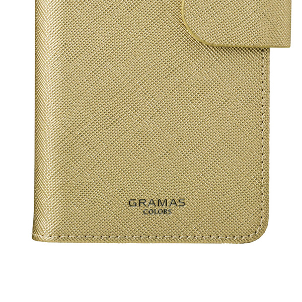 GRAMAS COLORS Quadrifoglio Multi PU Leather Case for Smartphone
